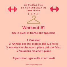 Iscriviti alla newsletter VirgoImage per ricevere i suggerimenti personalizzati e portare a termine i workout con successo. www.virgoimage.com