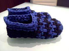 zapatillas de chico en trapillo