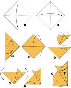 origami-liska