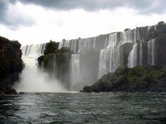 Iguassu Falls, Argentina | photo by Gina Bang, Avanti Destinations