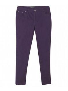 Purple Color Jean $42