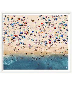 Aerial Summer Beach - Mike Ragan Home
