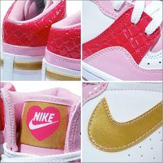 sale retailer 88e78 81e5f Nike Court Force High Modèle Femme spécial
