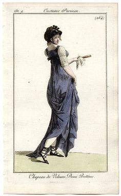 1800 - Journal des dames et des modes
