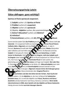Subjektfragen und Objektfragen im Simple Present und ...