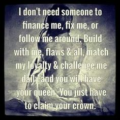 Claim your crown :)