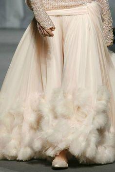Chanel haute couture s/s 2011
