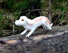 Falkor The Neverending Story figurine sculpture handmade of