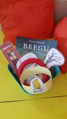 Beegu role play props Literacy Display, Classroom Displays, Year 1 Classroom, People Who Help Us, Spring Term, Space Story, Continuous Provision, Infant Art, Man On The Moon