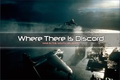 Where There Is Discord: War in the South Atlantic | Image | BoardGameGeek