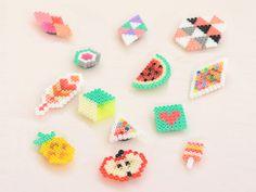 Tutos DIY : Les aimants en perles Hama mini