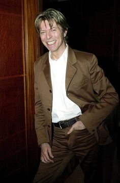 Beautiful Bowie Smiles