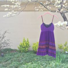 Free People Tribal Dress