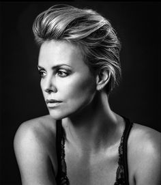 Charlize Theron | Andy Gotts MBE