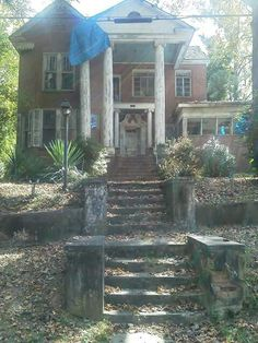 Ward's Funeral Home in Opelika,Alabama. One of the most haunted sites in the United States.