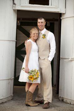 Julia Sharp wearing the Heritage J toe on her wedding day