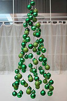 Alternative Christmas Tree Ideas: More Alternative Christmas Tree Ideas
