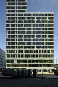 AvB Tower by Wiel Arets Architects