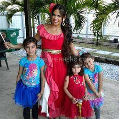 princess party elena