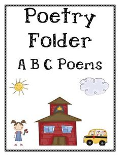 ABC Poetry Journals