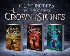 PLEASE WELCOME ONE AWESOME FANTASY AUTHOR C.L. SCHNEIDER               C.L. Schneider is an author mom who just penned her first publi…