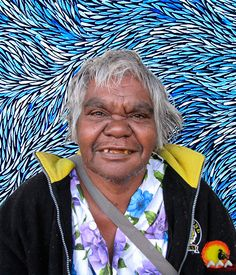 Artist: Jeannie Petyarre | Skin Name: Petyarre (Pitjara) | Born: c.1951 | Region: Utopia | Language: Anmatyerre | Subjects and Themes(Dreaming): Awelye, Bush Medicine & Pencil Yam.