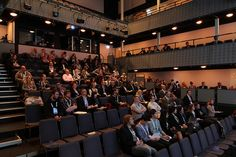 Main Auditorium Audience for Ralph Tegtmeier by ionSearch, via Flickr