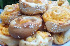 ham it up crescent rolls