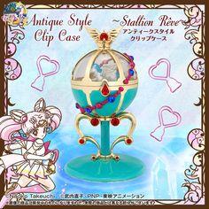 New Premium BANDAI Sailor Moon Stick /& Rod ~ Light Up Edition ~ F//S From Japan