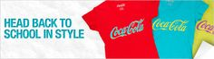 The Coca-Cola Store - Official store for Coca-Cola Beverage Glasses and serving containers, Apparel, Home Decor and more.