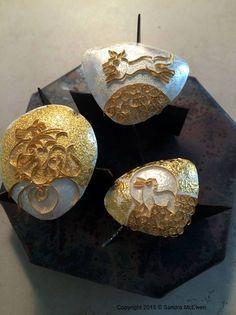 Sandra Mcewen Cloisonné Jewelry