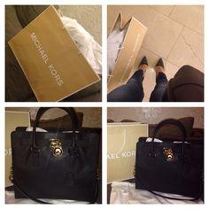 MK Hamilton large bag