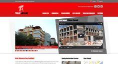 Talip İnşaat web sitesi yeni tasarımı ile yayında! http://www.talipinsaat.com.tr/