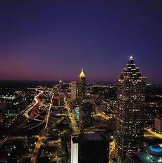 Urban adventure: This winter I will be exploring my new city, Atlanta.