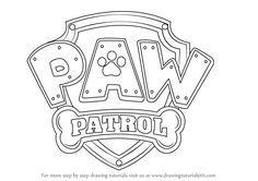 paw patrol sky ausmalbild ausmalbilder   kinderbasteln   pinterest