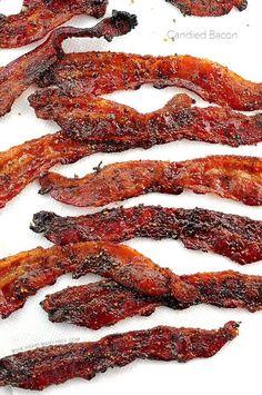 Easy Grilled (or baked) Candied Bacon Recipe - fantasticsausage | fantasticsausage