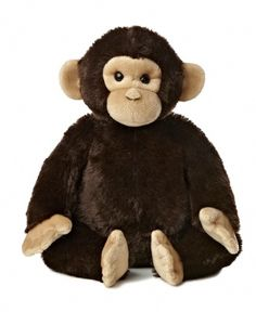 Chimp (Destination Nation) at theBIGzoo.com, a toy store featuring 3,000+ stuffed animals.