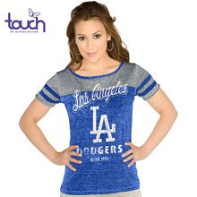 Los Angeles Dodgers Touch by Alyssa Milano All-Star T-Shirt