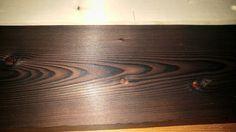 Tratar madera para exterior o Shou Sugi Ban   Bricolaje