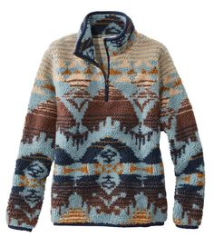 Find the best Women's Signature Sherpa Fleece Pullover, Quarter-Zip Jacquard at L. Our high quality Women's Sweatshirts and Fleece are thoughtfully designed and built to last season after season. Cowgirl Style Outfits, Western Outfits Women, Country Style Outfits, Southern Outfits, Rodeo Outfits, Fall Outfits, Cute Outfits, Cowgirl Fashion, Country Girl Clothes
