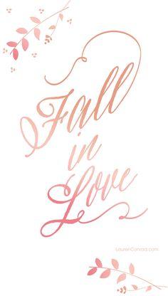 fall in love lauren conrad