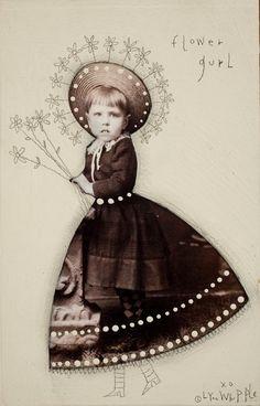 Flower Gurl by LynnWhipple on Etsy, $24.00
