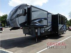 New 2016 Keystone RV Fuzion 345 Toy Hauler Fifth Wheel at General RV | Dover, FL | #125384