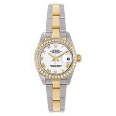 Rolex 18k yellow gold and stainless steel 4a3a34995c