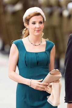 Meet the European Princess Who's Channeling Jackie Kennedy's Iconic Style