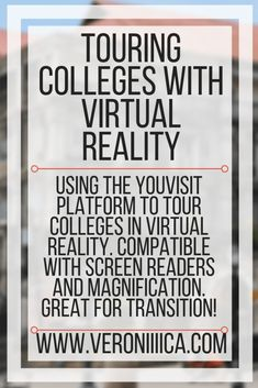 Video Games And Violence Essay Using The Youvisit Platform To Tour Colleges In Virtual Reality Compatible  With Screen Readers And Supplemental Essay Examples also Essay On Tigers  Best Transition Planning For People With Disabilities Images In  Essaywriters Com