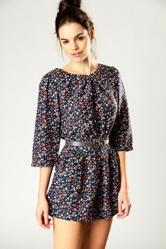 this one is super cute! . i love the quarter sleeves