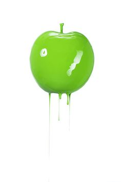 Green Apple by Natasha Alipour-Faridani, via Flickr