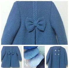 I knittersofinstagra 😍 # # # crochet knitting crocheting # # # I örgümüseviy mesh # k … - Nahen Knitting For Kids, Baby Knitting Patterns, Crochet For Kids, Baby Patterns, Crochet Baby, Hand Knitting, Knit Crochet, Knit Baby Sweaters, Knitted Baby Clothes