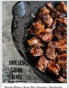 Restaurant-style Grilled Steak Bites! #Food #Drink #Trusper #Tip